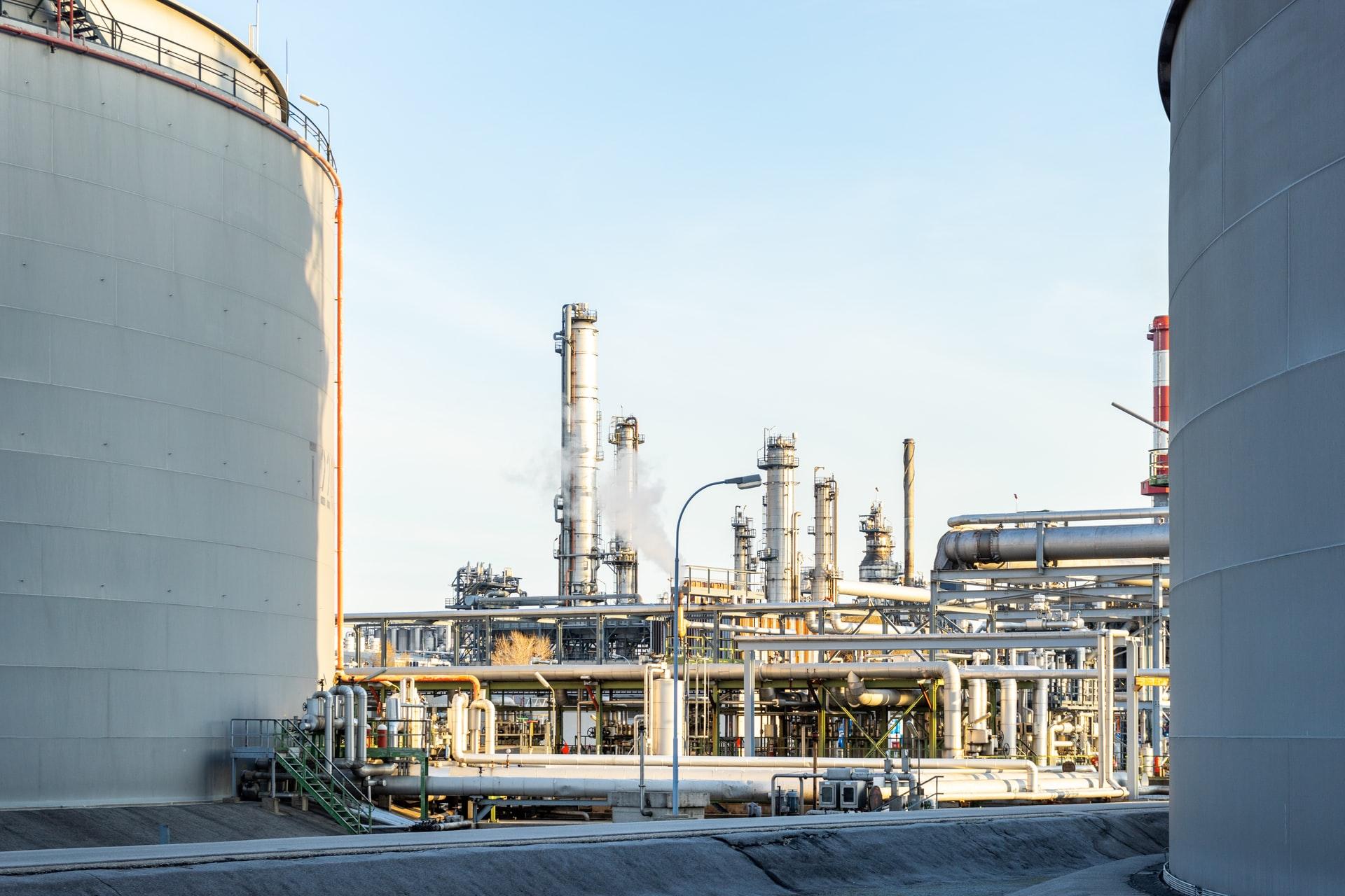 Carbon Capture, Utilisation and Storage plant