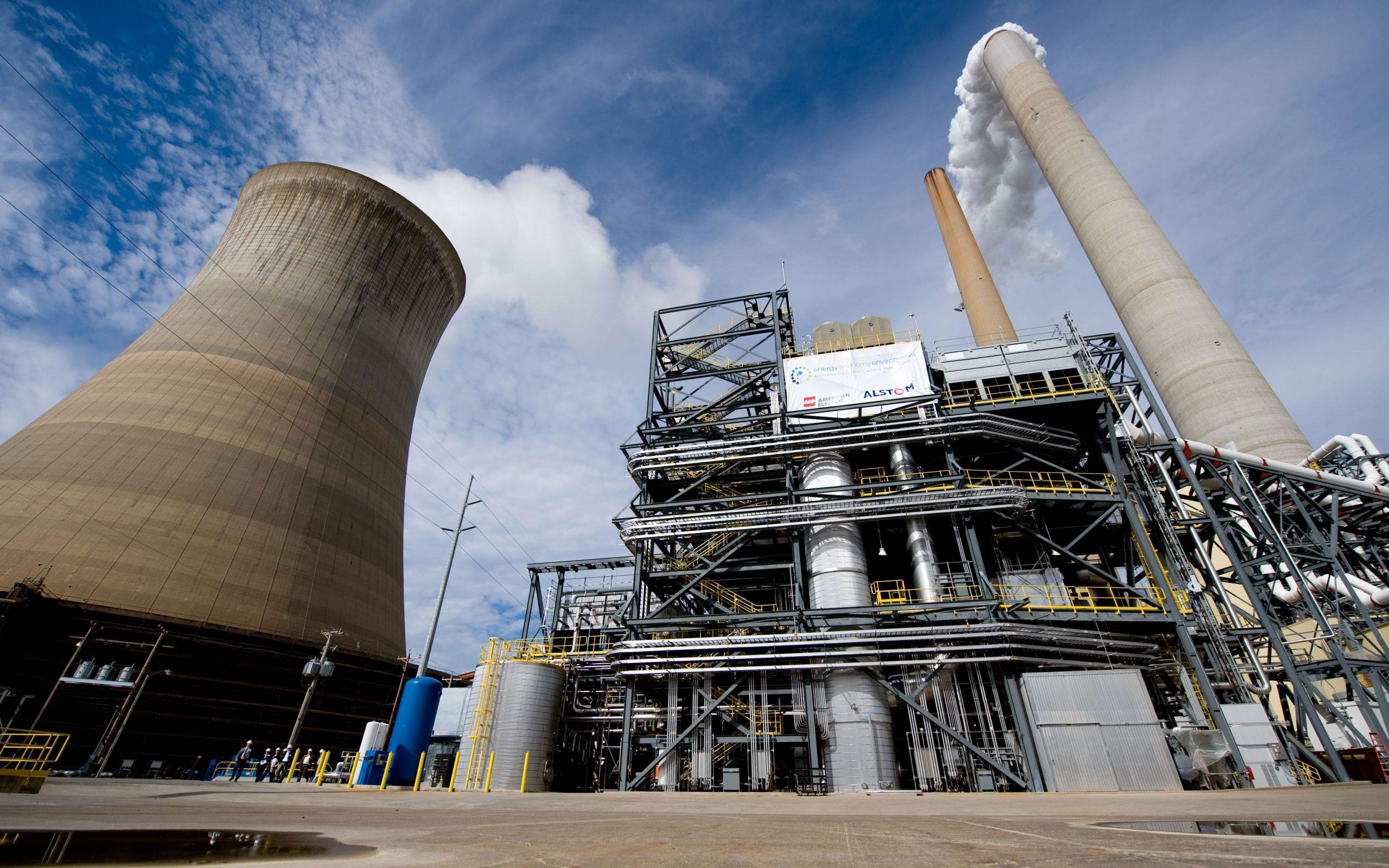 Carbon Capture Plants: CCUS Companies & Projects