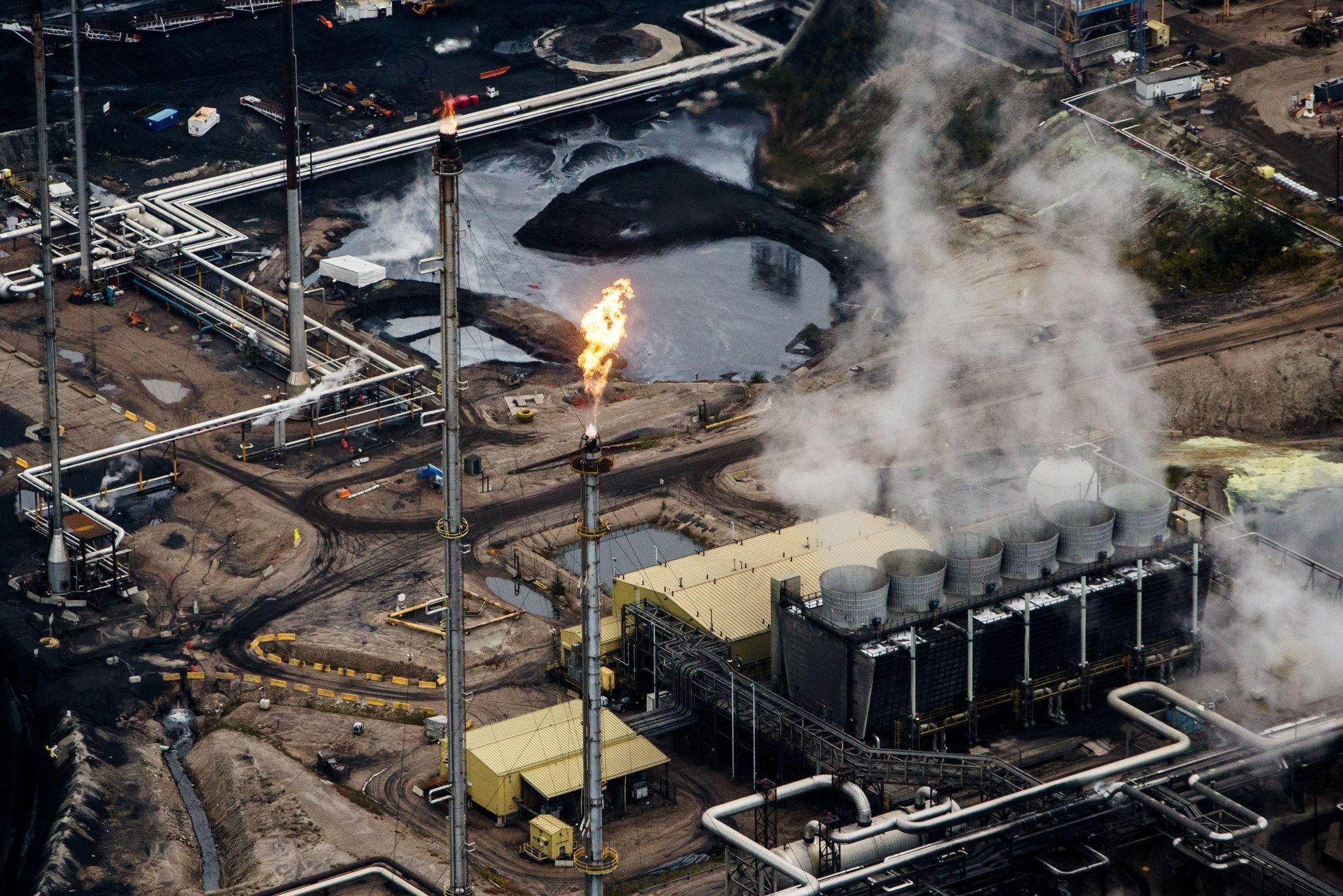 Alberta's Oil Sands: Why They Are the Most Destructive In the World